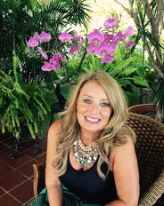 Cynthia Brian- orchid garden 5