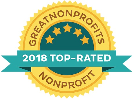 2018  TOP RATED NON PROFIT BADGE
