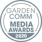 2020 Garden Comm Award Silver Logo