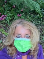 cynthia brian-green mask