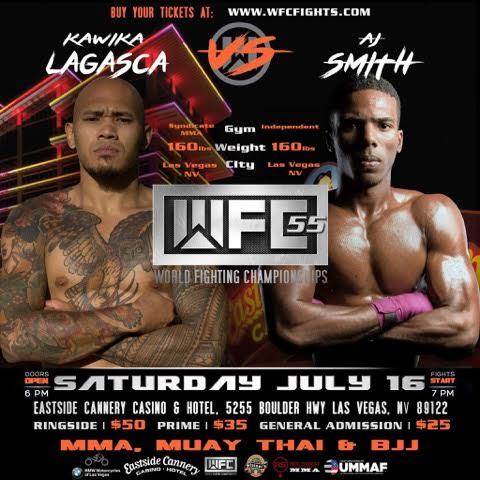 wfc fight