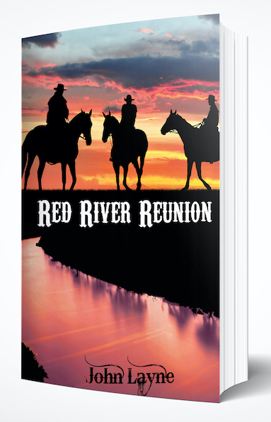 john layne Red River Reunion Standing Cover 2