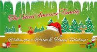 Voice America XMAS logo