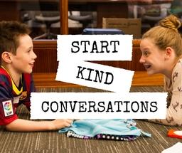 Kind conversations-kids