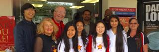 CU Book Bash Team