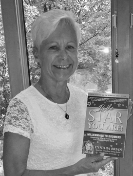 karen kitchel with millennial book