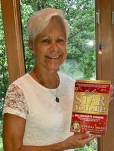 karen kitchel with millennial book