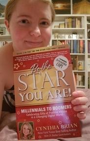 kiimberly morgan with millennial book