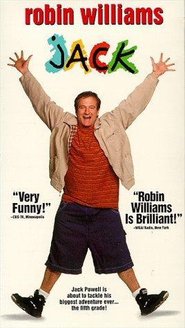 Robin Williams in Jack