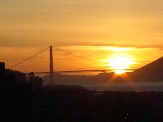 sunset SF 2
