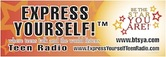 Express Yourself orange banner