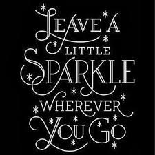 Leave a Sparkle