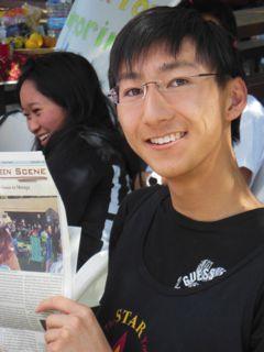 Andrew Wang BTSYA