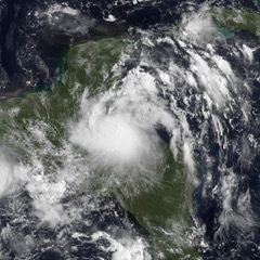 Hurricane Harvey cyclone  (1)