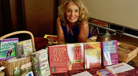 cyntha brian with books SM copy