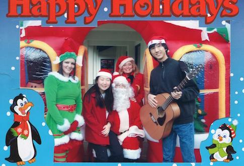 holiday greetings BTSYA