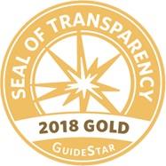 2018 guidestar goldstar-seal