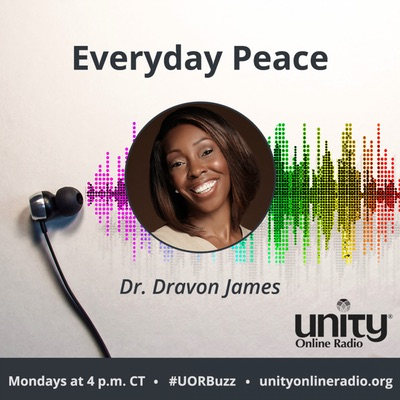 Dr Dravon James-EvdyPeace