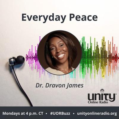 Dr Dravon James-EvdyPeace